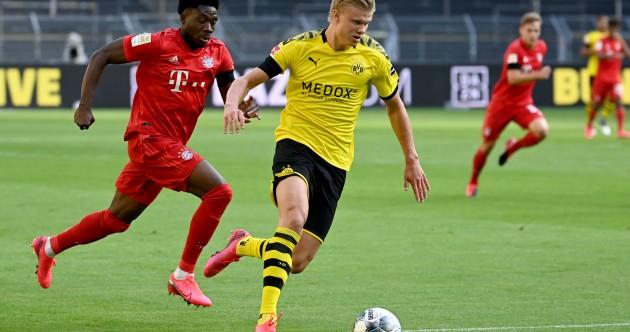 As it happened: Borussia Dortmund v Bayern Munich, Bundesliga