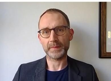 Professor Neil Ferguson (file photo).