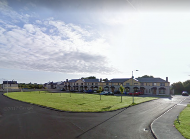 Templegreen Estate in Limerick where the public order incident took place.