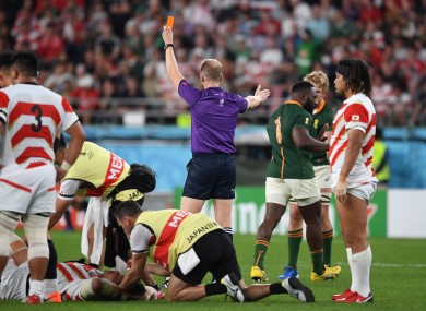 The trial law, which was one of 10 rules approved by World Rugby to be tried (or not) at the leisure of unions during the COVID-19 pandemic, may prove popular if it's ever fully greenlit.