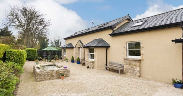 Home, horses and an outdoor hot tub: Soak up the sunshine at this Kildare pad