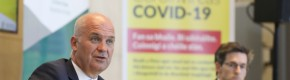 Coronavirus: Three deaths and 47 new cases confirmed in Ireland