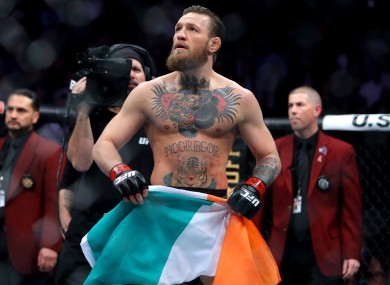 Conor McGregor announced his latest retirement this morning.