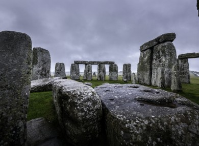 A soggy start to the Summer Solstice after the shortest night of the year