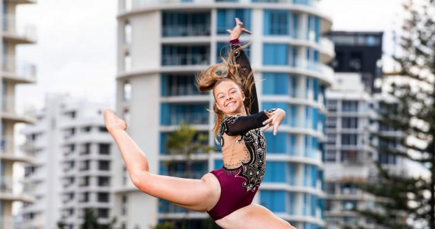 The Irish-born athlete lighting up Australia