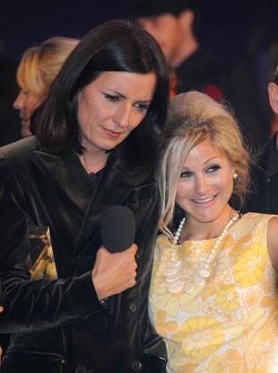Davina McCall and Nikki Grahame