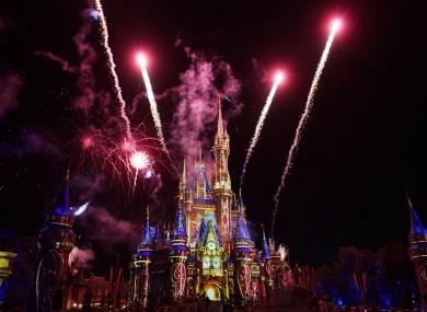 Disney World will host the rest of the NBA season.