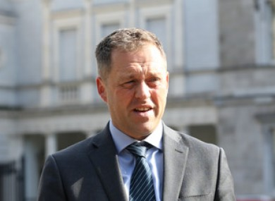 Fianna Fáil Minister of State told LMFM that he was not involved in the leaking of the story.