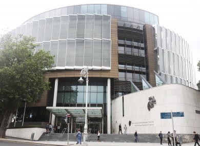 The CCJ in Dublin (File photo)