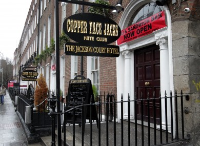 Coppers nightclub in Dublin, arguably the most famous in the country, won't reopen 'anytime soon' according to the CMO.