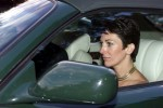 Ghislaine Maxwell pictured in 2000.