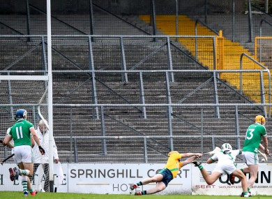 Eoin Reid bagged a late goal for Ballyhale to grab a draw.