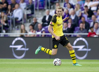 Andre Schuerrle (file pic).