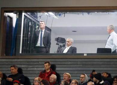 Keane was critical of Pogba's leadership.