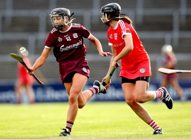 Galway defeated Cork in last year's semi-final in Limerick