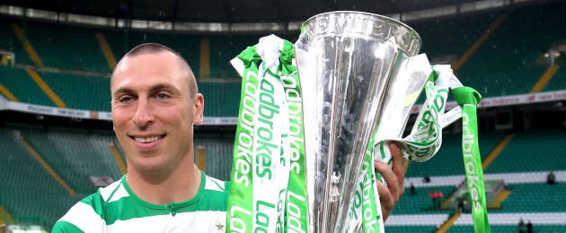 Hoops captain Scott Brown (file photo).