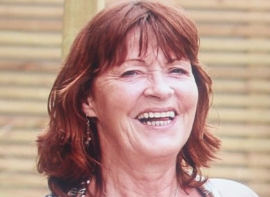 Patricia O'Connor was killed in May 2017.