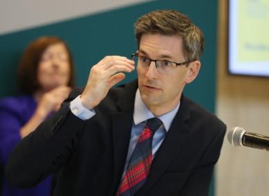 Ronan Glynn, Acting Chief Medical Officer