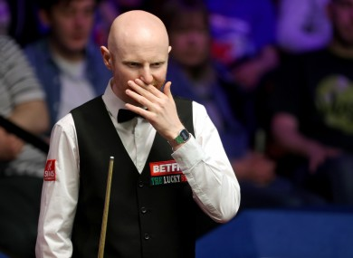 File photo of Anthony McGill.