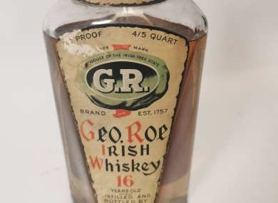 The George Roe brand had been trading for nearly 200 years.