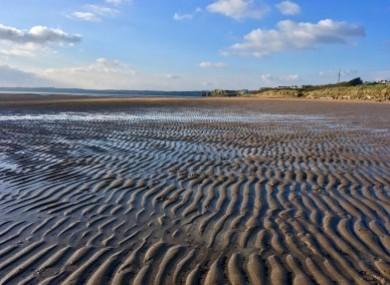 Duncannon beach, Co. Wexford.