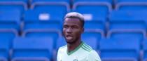 Celtic's Belgian defender Boli Bolingoli.