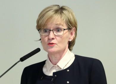 Fine Gael MEP Mairead McGuinness