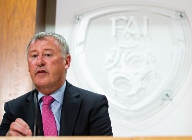 FAI Interim CEO Gary Owens.