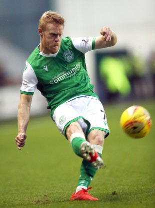 Horgan played 81 times for Hibs.