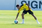 Jordan Sancho in training.