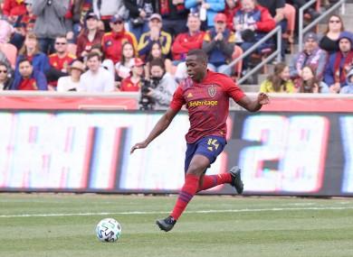 Real Salt Lake defender Nedum Onuoha (file pic).