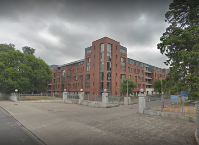 The new accommodation will be constructed at Trinity Hall (file photo)