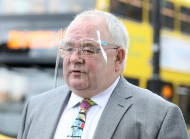 Ceann Comhairle Seán Ó Fearghaíl said he has asked the Oireachtas golf society to consider disbanding itself.