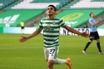 Celtic's Mohamed Elyounoussi (file pic).