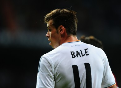 Gareth Bale looks set for a return to the Premier League.