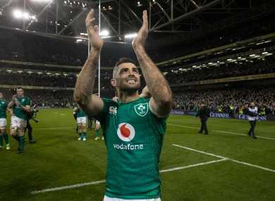 Rob Kearney is heading Down Under.