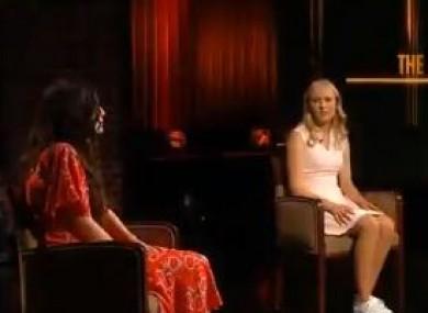 Sara Feeney and Ellen Glynn described their ordeal.