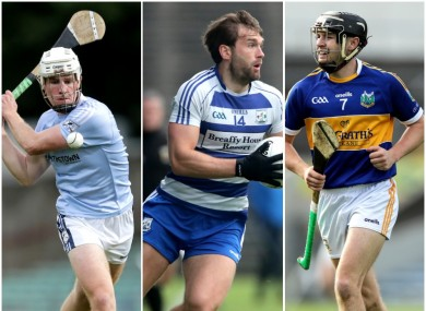 Na Piarsaigh, Breaffy and Kiladangan are some of the clubs chasing county senior glory this weekend