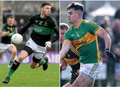 Luke Connolly and Michael Quinlivan both amongst the goals today at club level.