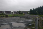 The site on Trusk Road, Ballybofey, Co Donegal.