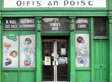 File photo. Payments like the State pension will be made weekly again in post offices.