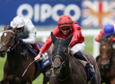 The Revenant wins The Queen Elizabeth 11 Stakes at Ascot.