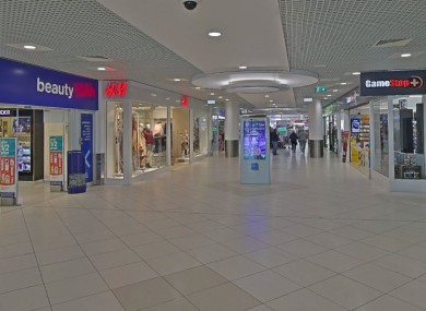 The Square Tallaght has been open since the 1990s.