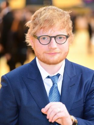 File image of singer Ed Sheeran.