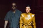 File image of Kanye West and Kim Kardashian.