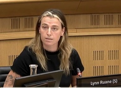 Senator Lynn Ruane said parents can feel
