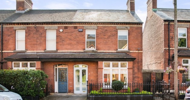 Dublin city charmer: Elegant terraced home steps from the canal for €550k