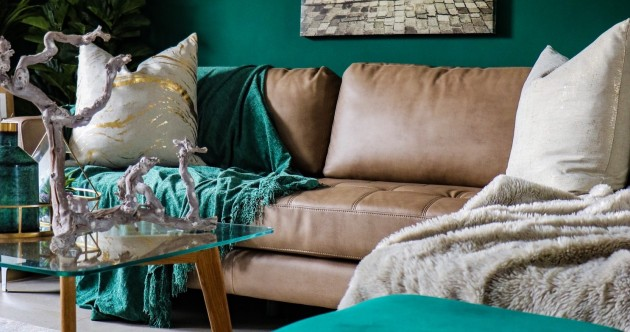 Wool throws and jewel-toned cushions: 8 under-€30 pieces to add winter warmth to your living room