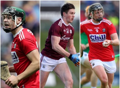 Coleman, Walsh and Fitzgibbon were all in county final action this weekend.