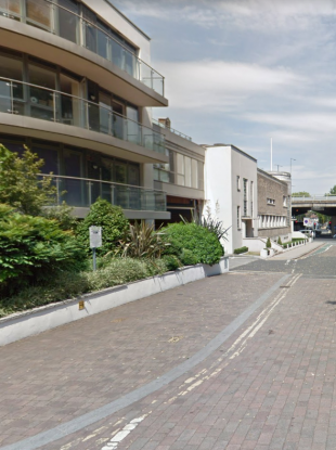 The Clayponds Lane area of Brentford.